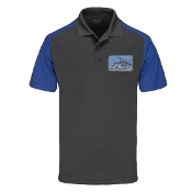 Men's Sport-Tek® Colorblock Micropique Sport-Wick® Polo